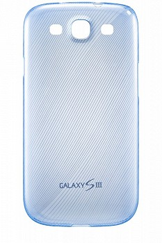 SAMSUNG GALAXY S3 I9300 PROTECTIVE COVER BLUE