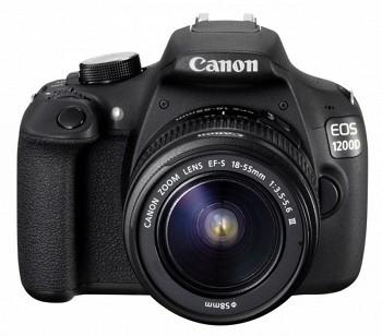 CANON EOS 1200D + KIT 18-55 III