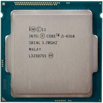 INTEL CORE I3 4360 (4 MB ქეშ მეხსიერება, 3.7 GHZ) Box