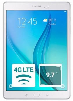 SAMSUNG GALAXY TAB A 9.7 (SM-T555) 16GB WHITE