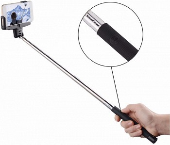 BLUETOOTH SELFIE STICK MONOPOD