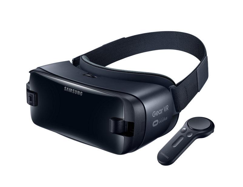 3D სათვალე SAMSUNG GALAXY GEAR VR WITH CONTROLLER (SM-R325NZVASER)