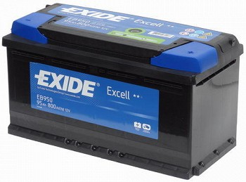 EXIDE EXCELL 95 ა/ს EB950
