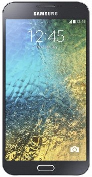 SAMSUNG GALAXY E7 (SM-E700F/DS) 16GB BLACK