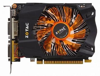 ZOTAC GEFORCE GTX 750 TI 2GB GDDR5 (zt-70601-10m)
