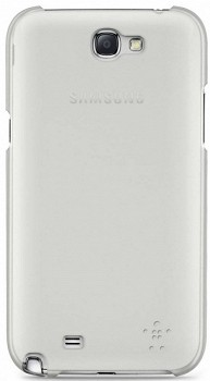 BELKIN CASE FOR SAMSUNG GALAXY NOTE II WHITE (F8M505VFC01)