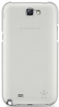 BELKIN CASE FOR SAMSUNG GALAXY NOTE II WHITE (F8M505VFC01)