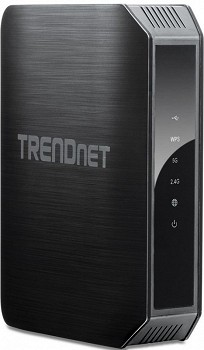 TRENDNET TEW-813DRU (AC1200 DUAL-BAND WIRELESS GIGABIT ROUTER)