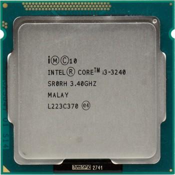 INTEL CORE I3 3240 (3 MB ქეშ მეხსიერება, 3.4 GHZ) TRAY