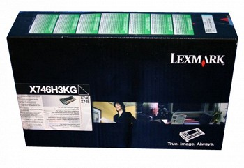 LEXMARK X746H3KG CORPORATE TONER