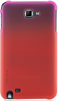 BELKIN ESSETIAL 063 SAMSUNG GALAXY NOTE RED (F8M253CWC00)