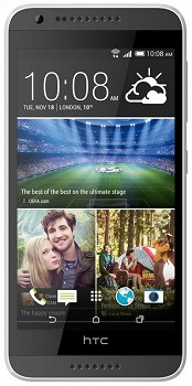 HTC DESIRE 620G 8GB MATT GREY-LIGT GREY