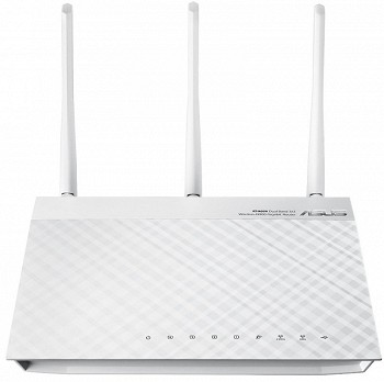 ASUS RT-N66W (DUAL-BAND WIRELESS N900 GIGABIT ROUTER)