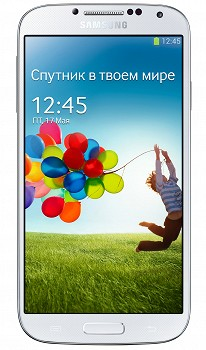 SAMSUNG GALAXY S4 I9500 16 GB WHITE
