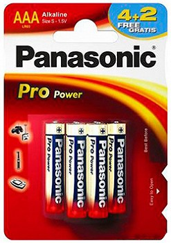 PANASONIC PRO POWER (LR03XEG/6B2F)