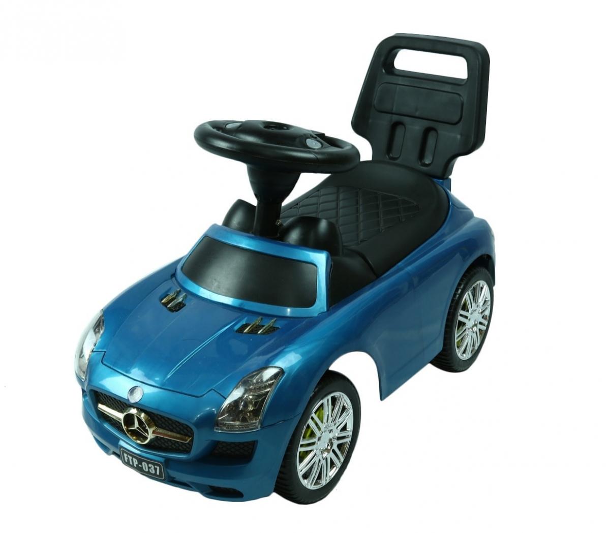 სათამაშო მანქანა FUNNY TOYS PLAST FТР-037 BLUE