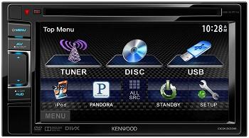 KENWOOD DDX3035M