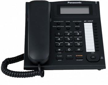 სტაციონარული ტელეფონი PANASONIC KX-TS2388UAB