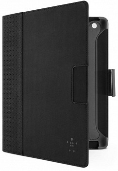 BELKIN FOLIO WITH STAND FOR IPAD BLACK F8N773CWC00