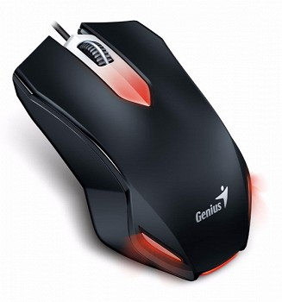 მაუსი GENIUS X-G200 BLACK