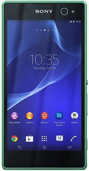 SONY XPERIA C3 (D2502) 8GB GREEN