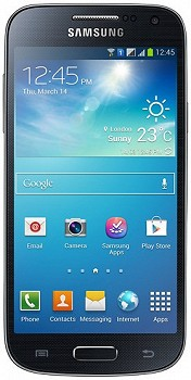 SAMSUNG GALAXY S4 MINI (GT-I9192I) 8GB BLACK