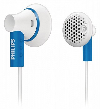 PHILIPS SHE3000 BLUE