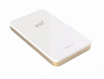 PQI H567V PLUS USB 3.0 500 GB WHITE (6567-500GR201A)