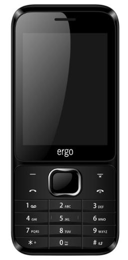 ERGO F280 STRONG BLACK