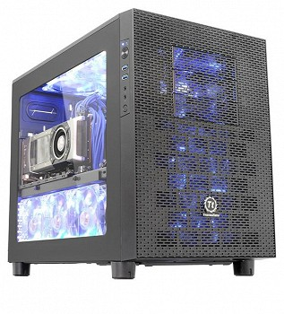 THERMALTAKE CORE X2 (CA-1D7-00C1WN-00) BLACK