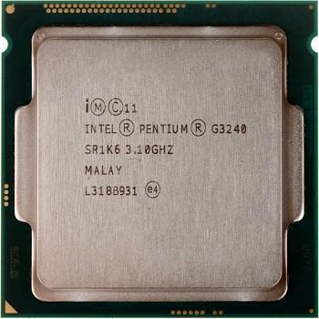 INTEL PENTIUM G3240 (3 MB ქეშ მეხსიერება, 3.1 GHZ) TRAY