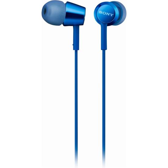ყურსასმენი SONY MDREX155APL.E BLUE