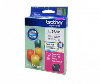 BROTHER LC663M