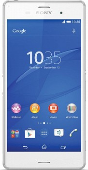 SONY XPERIA Z3 (D6633) 16GB WHITE