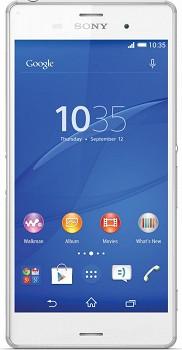 SONY XPERIA Z3 (D6633) 16GB WHITE