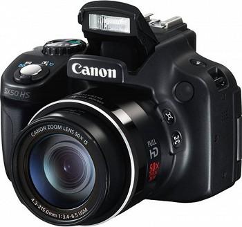 CANON POWERSHOT SX50 HS BLACK