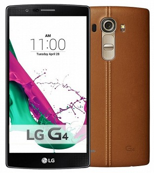LG G4 (H818) 32GB LEATHER BROWN