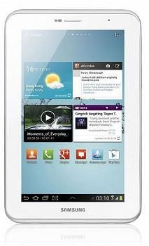 SAMSUNG GALAXY TAB 2 P3110 7.0 8GB WHITE