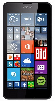 MICROSOFT LUMIA 640 LTE 8GB BLACK