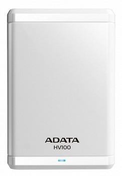 ADATA HV100 HDD USB 3.0 2 TB WHITE (AHV100-2TU3-CWH)