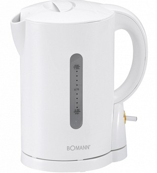 BOMANN WK 5004 WHITE