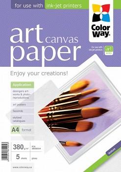 COLORWAY ART COTTON CANVAS PCN380005A4