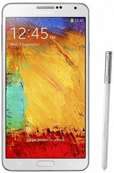 SAMSUNG  GALAXY NOTE 3 (SM-N9000) 32GB WHITE