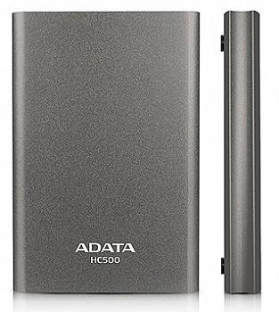 A-DATA HC500 500GB USB 3.0 TITANIUM