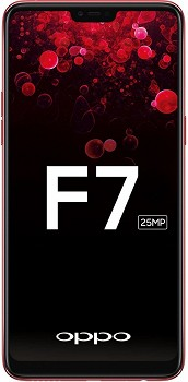 OPPO F7 64GB RED