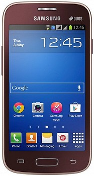 SAMSUNG GALAXY STAR PLUS (GT-S7262) 4GB RED