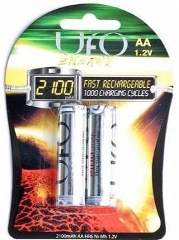 UFO HR6 2100MAH
