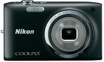 NIKON COOLPIX S2700 BLACK