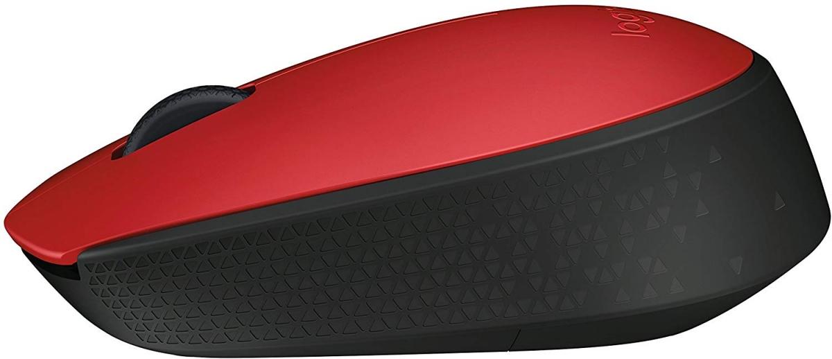 მაუსი LOGITECH M170 (910-004641) RED