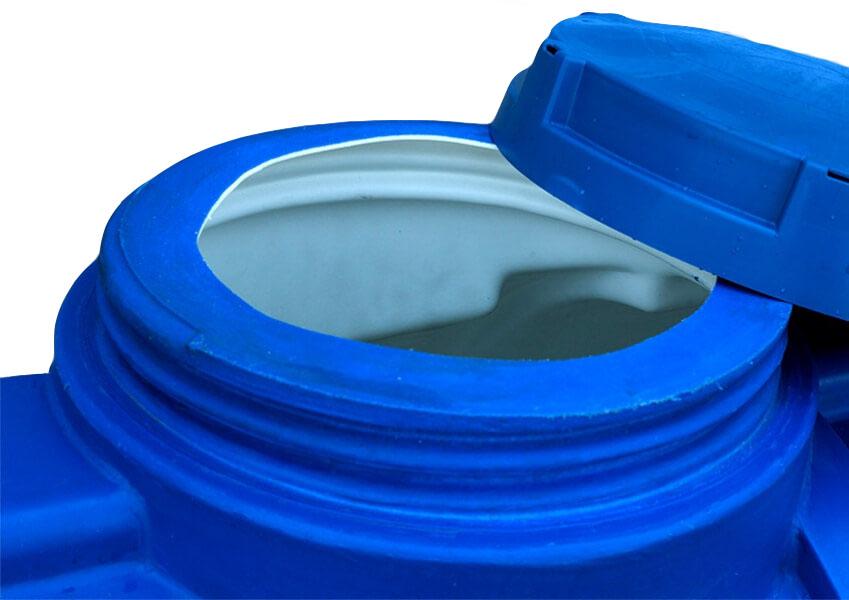 წყლის რეზერვუარი NOVA CH2 500L BLUE
